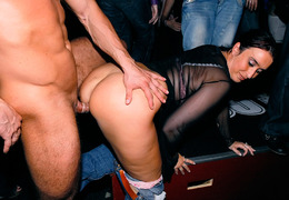 Real Swingers Love Wild And dirty Orgy fucking Parties Image 4