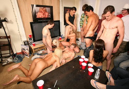 Real Swingers Love Wild And dirty Orgy fucking Parties Image 6