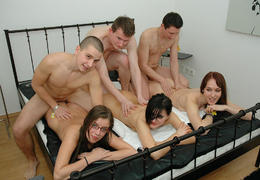 My Swinger Wife in Threesome collection Image 5