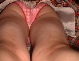 Ass and panties upskirt images Image 5