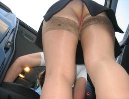 Upskirt Voyeur students in lingerie gelery Image 4