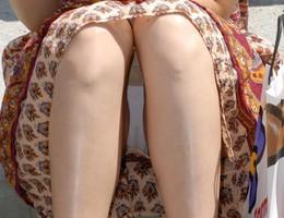 Candid student upskirt panty shots images Image 1