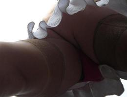 Candid student upskirt panty shots images Image 6