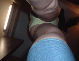 A teen girl in upskirt photos Image 5