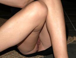 Nice upskirt in pantyhose gall Image 6