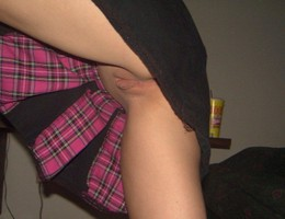 Nice upskirt in pantyhose gallery Image 4