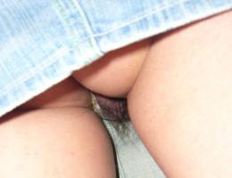 Nice upskirt in pantyhose gallery Image 5