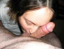 Amateur ex girlfriend blowjob gall Image 7