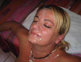 An amateur blowjob in these galery Image 3