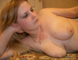 Sometimes my new horny a bit fat wife prefers her sweet plump pussy shaved but sometimes she likes her pink a bit hairy. Image 5