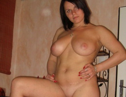 My naughty a little fat girlfriend gets naked for my new camera before hot fucking. Image 8
