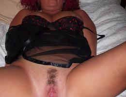Sometimes my sexy a little fat girlfriend prefers her sweet plump hole clean shaved but sometimes she likes her pink natural. Image 9