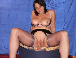 My nasty a bit fat ex girlfriend undresses for me before hardcore fucking. Image 8