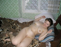 I like shooting this hot a little fat girl on my camera. Image 8