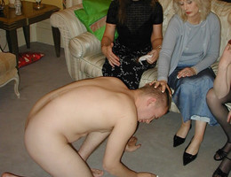 Pics from real CFNM party gal Image 7