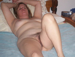 Lady with perfect tits and nipples and a lovely hairy pussy  collection Image 6