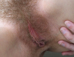 A delicate hairy pussy   gal Image 7