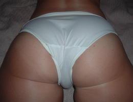 Posing in panties before sex gellery Image 6