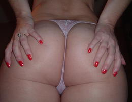 Stuffing Panty In Pussy galery Image 8