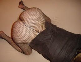 Ladies love to wear pantyhose on naked body images Image 2