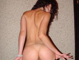 Ladies love to wear pantyhose on naked body images Image 8