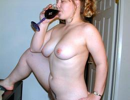 Busty chubby amateur mix gall Image 2