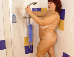 BBW chubby bra and panties gallery Image 9