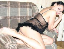 Amateur bitch posing in lingerie gallery Image 3
