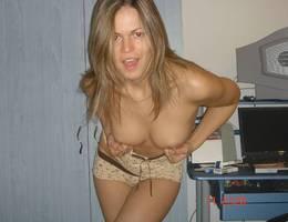 Teen in lingerie posing gal Image 2