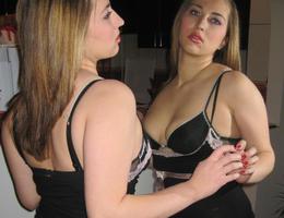 Teen in lingerie posing gal Image 7
