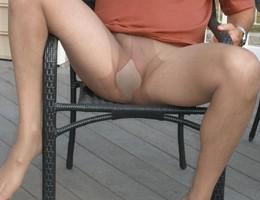 Man wearing pantie & lingerie gal Image 9