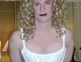 Crossdresser posing in beautiful lingerie gelery Image 6