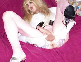 Crossdressers in panties images Image 1