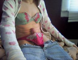 Crossdressers in panties images Image 3
