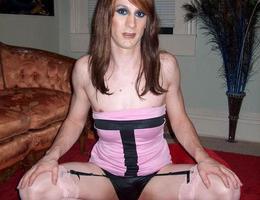 Crossdressers in panties images Image 7