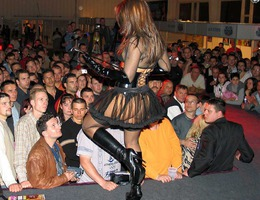 Hot striptease show photos Image 2