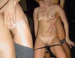 Sexiest porn model strip show gellery Image 6