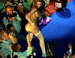 Sexiest porn model strip show gellery Image 9