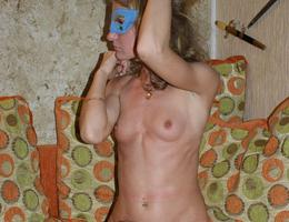 Sexy mature milf shows her tits and cunt gelery Image 4