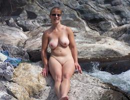 Sexy Hot Older MILF series Image 7