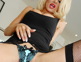 Cute lingerie posing pics Image 3
