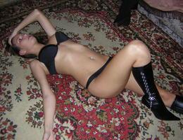 Cute lingerie posing pics Image 9