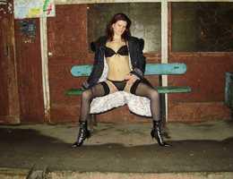 MILF wife in lingerie gelery Image 5