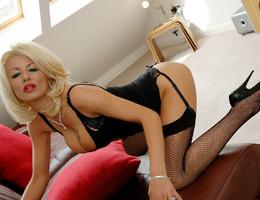 MILF wife in lingerie gelery Image 9