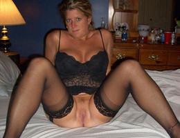 Amateur lady in lingerie gellery Image 4