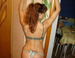 Wife wearing lingerie pictures Image 3