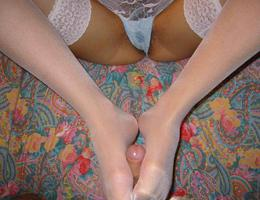 Busty teen slut in lingerie series Image 4