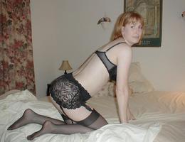 Busty teen slut in lingerie series Image 6