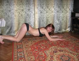 Busty teen slut in lingerie series Image 7