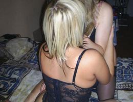 Busty teen slut in lingerie series Image 9